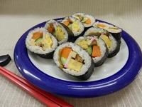 黒っ娘おばんざいの巻き寿司
