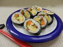 ふるさと工房 夢蔵の巻き寿司