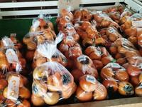 11月 柿、柑橘、山の芋