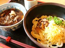 黒田庄和牛肉うどん つけ麺