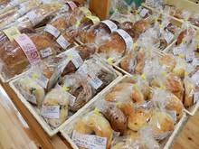 「はるこむぎ」の天然酵母パン